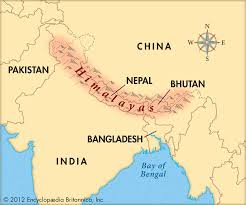 Karakoram Range Map Himalayan Mountains Map Himalayan Mountains Map Best Of Himalayas