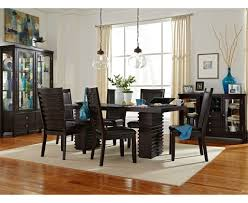 furniture category black leather furniture modern style