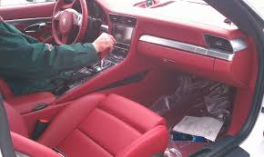 Panamera Red Interior Carrara White 991s With Carrera Red Interior Pictures Included
