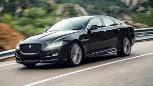 all black jaguar 2017 jaguar xj review top gear