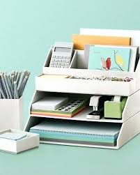 Stylish Desk Organizers Home Office Desk Accessories Stylish
