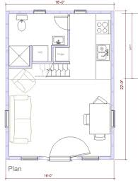 House Plans For Small Cottages Farmhouse Style House Plan 0 Beds 1 Baths 352 Sq Ft Plan 500 2
