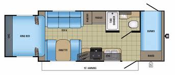Jayco Travel Trailers Floor Plans by Jayco Jay Feather X213 Rvs For Sale Camping World Rv Sales