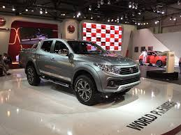 mitsubishi truck 2016 new fiat fullback pickup truck is the mitsubishi l200 u0027s italian