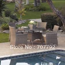 All Weather Wicker Patio Dining Sets - online buy wholesale patio dining sets from china patio dining