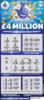 best scratch cards these are the scratch wins in the uk
