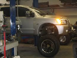 nissan titan engine swap 04 titan did solid axle swap selling front and rear axles ect ect