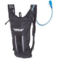 motocross gear bags hydropack black white drink system fly racing motocross mtb