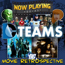 now playing podcast a movie review podcast