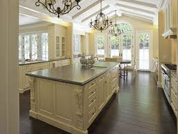 Kitchen Island Colors by Cream Colored Granite Countertops Inspirations And Color Kitchen