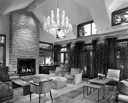 uncategorized genial cool modern living room with fireplace