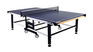 stiga eurotek table tennis table amazon com stiga sts520 indoor table tennis table stiga table