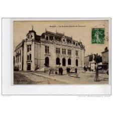 chambre de commerce macon macon rue rambuteau très bon état cartes postales anciennes