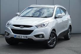 used hyundai ix35 17 crdi se nav for sale in launceston devon