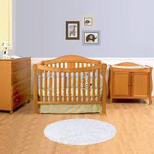 oak convertible crib charming black wood crib and dresser set cozy sorelle finley