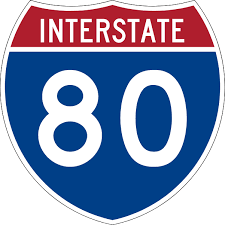 Interstate 80 in Ohio
