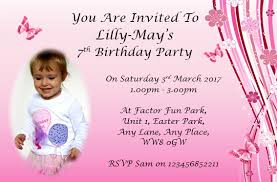 birthday party invitations bespoke candy delights