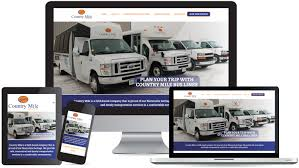 kitchener web design congratulations to country mile on their new site news web