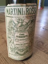 martini vintage vintage martini u0026 rossi extra dry vermouth info drinks planet