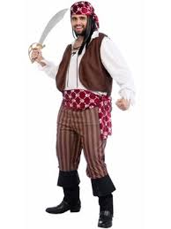 mens pirate costumes adults pirate halloween costume for men