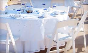 table cloth rentals table chair and tablecloth rental and event setup empire event