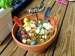 Diy Fairy Garden Ideas by Fairy Garden Container Ideas For Indoors