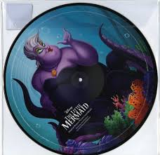various artists little mermaid lp picture disc amazon com music