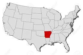 Arkansas Map Us Arkansas Maps And Data Myonlinemapscom Ar Maps State Arkansas