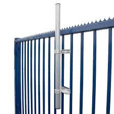 satellitensch ssel halterung balkon premiumx sat klemmhalter 100 cm ø 40 mm mast alu geländerhalter