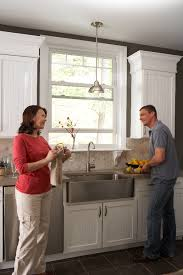 does kitchen sink need to be window how to choose the right kitchen windows for your home