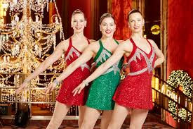 among the rockettes this year are 3 sisters kicking high wtop