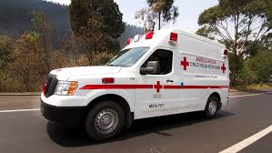 mexican red cross builds nissan nv into ambulance fleet auto