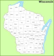 wisconsin map usa wisconsin state maps usa maps of wisconsin wi