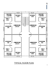 Floor Plan For Residential House Design And Analasys Of A G 2 Residential Building