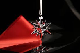 ornament swarovski annual snowflake ornament stunning