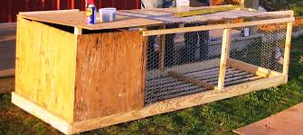 rabbit hutch design u2013 home improvement 2017 how to build wooden