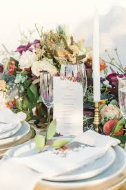Wedding Flowers Cape Town Cape Town Inspired Mountaintop Wedding Ideas Ruffled