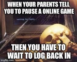 Skeleton Computer Meme - skeleton computer memes imgflip