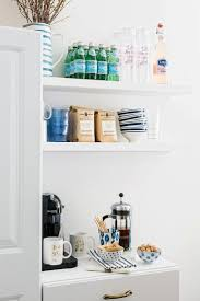 rustic kitchen shelf coffee shelf coffee bar shelf by coffee