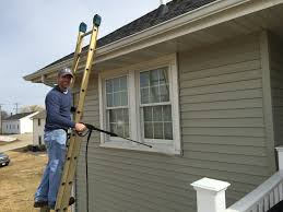 should you paint or put siding on your rental property in