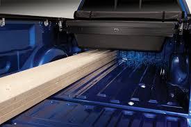 nissan titan bed extender tonneau mate under truck cover truck bed tool box by truxedo