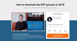 how to dominate the rfp process in 2018 more direct bookings