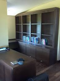 Custom Office Cabinets Custom Office Cabinets Akamai Woodworks