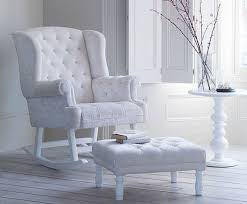 White Rocking Chair For Nursery Nursery Rocking Chair Idea Editeestrela Design