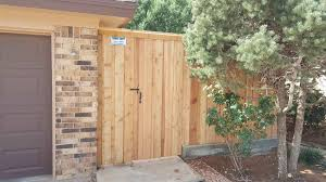 quote for home repair fence contractor lubbock tx dirt city fence u0026 repair