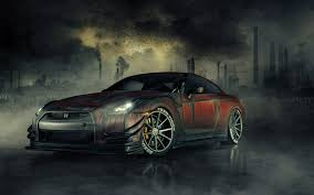nissan godzilla wallpaper nissan gtr r35 wallpapers group 90