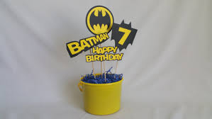 batman centerpieces batman birthday table centerpieces batman party