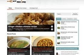 meilleurs blogs cuisine cinq blogs alléchants autour de la cuisine chinoise l express styles
