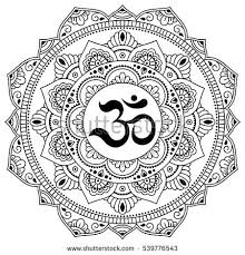 om mandala coloring pages iconswebsite com icons website search icons icon set web icons