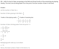 ncert solutions for class 8 maths linear equation in one variable ex 2 4 ncert
